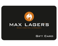 Max Lager's Gift Card