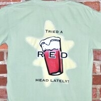 Max Red Head T-Shirt