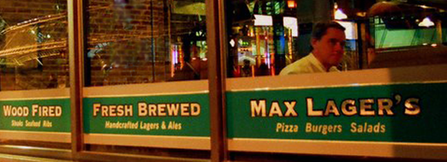 Max Lagers Wood-Fired Grill & Brewery Atlanta