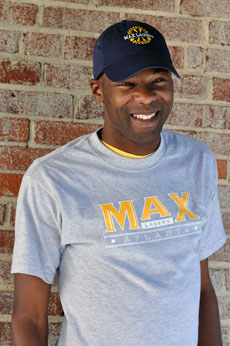Max Lager's Gray T