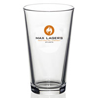 Max Lager's Pint Glass