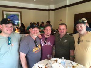 Brewers from Max Lager's, Wild Heaven, and Cigar City