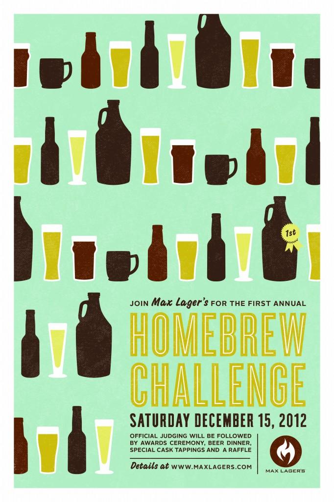 Max Lager's Homebrew Challenge – update!